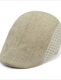 Newest Korea Linen Cap