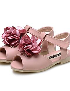 Sandaalit-Tekonahka-Baby Kengät-Häät / Ulkoilu / Puku / Rento-Sininen / Pinkki / Beesi