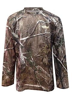 ta1-002a bionic vânătoare camuflaj camuflaj t-shirt-uscare rapidă îmbrăcăminte cu mâneci lungi fani militare