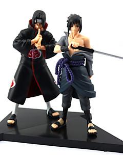 Naruto Sasuke Uchiha PVC Anime Action Figures Model Legetøj Doll Toy