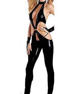 Cosplay Kostýmy / Kostým na Večírek Filmové a TV kostýmy / Kariéra kostýmy Festival/Svátek Halloweenské kostýmy Černá Jednobarevné
