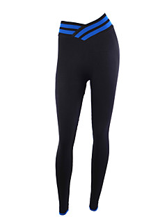 Running Pants/Trousers/Overtrousers / Tracksuit / Tights / Bottoms Women's Breathable / Quick Dry / Compression / Stretch TactelYoga /