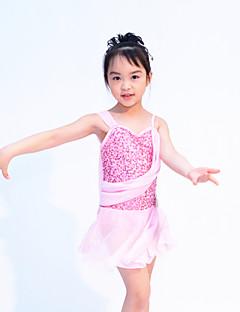 Robes(Bleu / Rose,Elasthanne / Paillété,Ballet / Salle de bal / Spectacle)Ballet / Salle de bal / Spectacle- pourEnfantRuches /