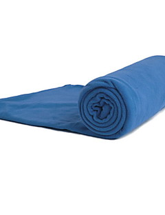 Saco de dormir Retangular Solteiro (L150 cm x C200 cm) 10-25 Algodão 400g 180cmX75cm Campismo / Viajar / Exterior / InteriorPermeável á