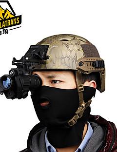 CANIS LANRANS 2X 24 mm Einäugig BAK4 Militär / Nachtsicht 6.4° 1.8m Unabhängiger Fokus Volle MehrfachbeschichtungAllgemeine Anwendung /