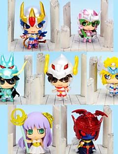 Saint Seiya Annat 6CM Anime Actionfigurer Modell Leksaker doll Toy