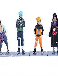Naruto Sasuke Uchiha PVC One Size Anime Toimintahahmot Malli lelut Doll Toy