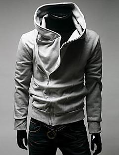 צמרות-לגברים-נושם / שמור על חום הגוף / wicking-שרוול ארוך(קפה / אפור / שחור)