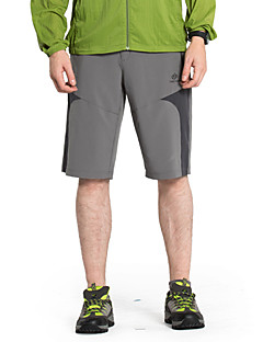 Men Outdoor Sport Brand Tectop Breathable Quick Drying Wear-resting Elastic Cropped Shorts