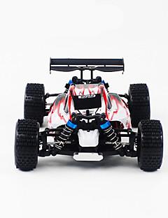 Buggy WLToys A959 1:18 RC Car 45KM/H 2.4G Rot / Blau Fertig zum MitnehmenFerngesteuertes Auto / Fernsteuerung/Sender / Akku-Ladegerät /