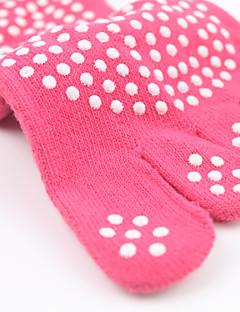 Outdoor Women's Socks Yoga Anti-skidding / Sweat-wicking Spring / Autumn / Winter Free Size