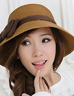 Bow Ms Collapsible Sun Summer Beach Tourism Hat