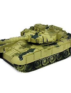 Fernbedienung Tanks Musik leichte Off-Road-Fernbedienung Auto Kinder Spielzeugauto Elektro Jungen militärischen Modell