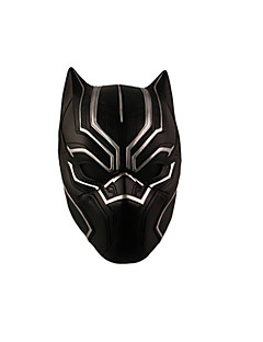 -Chi Ch-Weiß / Schwarz-Harz-Maske