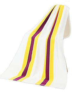 ビーチタオル-ポリエステル100%-ジャカード織-75*140cm