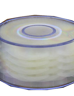transparante 300 werk dubbel ooglid tape roll twee typen
