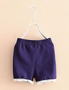 Summer Fashion Girls 100% Cotton Short Leggings Kids Girls Elastic Modal Leggings Pants Girls Shorts