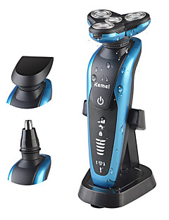 Elektrisk barbermaskin Andre Elektrisk N/A Tør Barbering Rustfritt stål