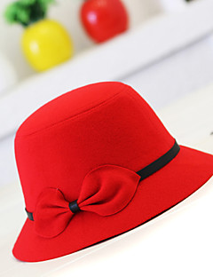Lady Bucket Hat Vintage Cute Hat