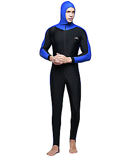 Others Men's Diving Suit Waterproof / Softness Dive Skins & Above Black Black M / L / XL / XXL / XXXL Swimming
