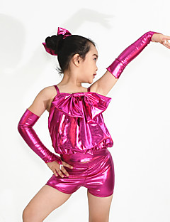Children Dance Dancewear Kids' Dancewear Jazz Dance Outfits