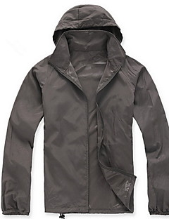 Tops Camping & Hiking / Leisure Sports / Cycling/BikeHigh Breathability/ Ultraviolet Resistant / Windproof /