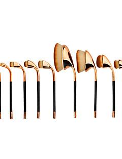 9ensembles de brosses Pinceau à Blush Pinceau à Sourcils Pinceau Correcteur Pinceau Poudre Pinceau Fond de Teint Autre Pinceau Pinceau à
