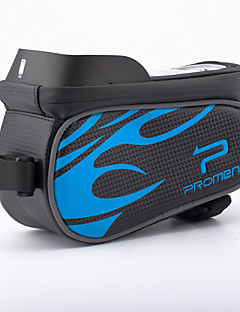 Promend® Bike Bag 2.58LBike Frame BagRain-Proof / Waterproof Zipper / Reflective Strip / Wearable / Multifunctional / Touch Screen /