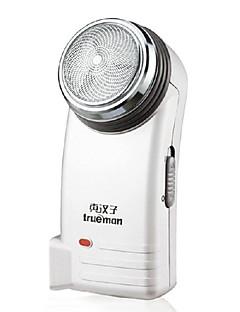 Elektrisk barbermaskin Ansikt Elektrisk Roterende Barbermaskin Dreibart Hode Rustfritt stål