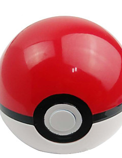 lomme lille monster plast poke ball 1 stk