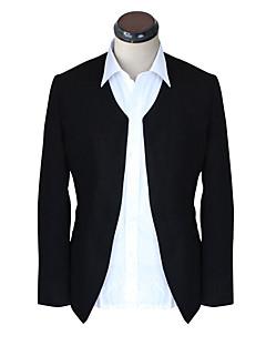 Kabát Klasická a tradiční lolita Lolita Cosplay Lolita šaty Černá Jednobarevné Dlouhé rukávy Short Length Kabát / Halenka Pro Dámské