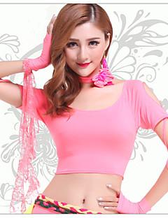 Acessórios de Dança Colares Mulheres Actuação Elastano Flor(es) 1 Peça Manga Curta Natural Neckwear 65cm