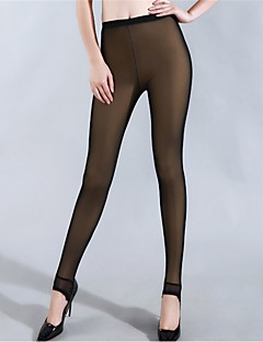 Women Fleece Lined Legging,Polyester