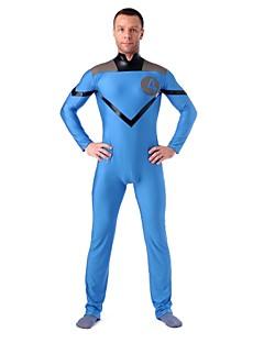Fantastic Four Cartoon Costume / Cosplay Clothing Performance Performance Clothing Zentai / Zentai
