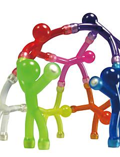 Spielzeuge Magnetspielsachen 10Pcs Executive-Spielzeug Puzzle-Würfel DIY Spielzeug magnetische KugelnRot / Weiß / Blau / Gelb / Orange /