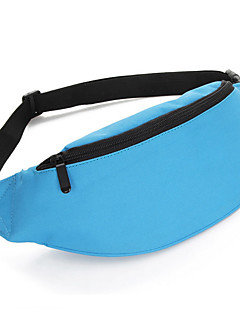 Ultralight Waterproof Outdoor Leisure Pockets Of Men And Women Wallet Minimalist Trend Shoulder Bag Chest Bag