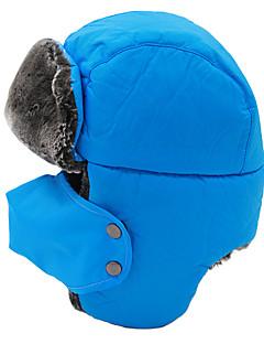 Gorro Chapka / Chapéu de Pelo Esqui Chapéu Mulheres / Homens Mantenha Quente / A Prova de Vento Pranchas de Snowboard PoliésterAmarelo /