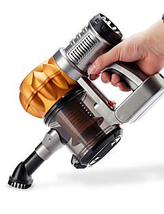 Auto Haushaltsreiniger drahtlosen Handheld-Lade leistungsstarke Akku-Staubsauger-Lithium-Batterie