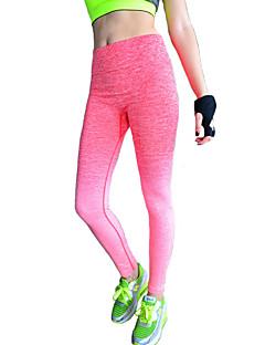 Női Egyszínű Legging,Pamut Poliészter