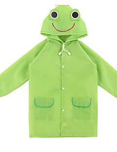 Cartoon Animal Shapes Children's Cartoon Raincoat Waterproof Raincoat