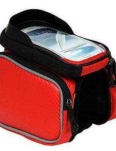 BATFOX® Bike BagBike Saddle Bag / Cell Phone Bag / Bike Handlebar Bag / Bike Frame Bag Multifunctional / Touch Screen Bicycle BagNylon /