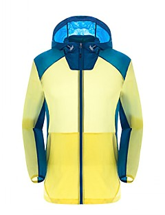 Hiking Sun Protection Clothing Men'sWaterproof / Breathable / Ultraviolet Resistant / Anti-Eradiation /  Windproof