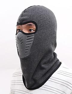Máscaras de Esqui Moto Respirável / Mantenha Quente / Secagem Rápida / A Prova de Vento / Antibacteriano / Filtro Solar UnissexoVermelho