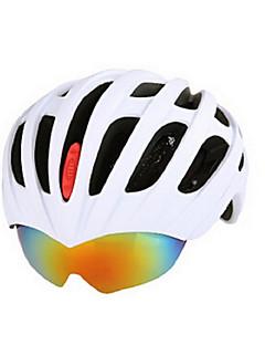BATFOX Unisex Mountain / Road / Sports Bike helmet 15 Vents Cycling Cycling / Mountain Cycling / Road Cycling