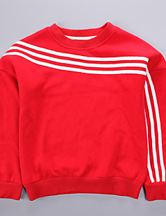 Boy's Casual/Daily Striped Sweater & CardiganCotton / Polyester Spring / Fall Black / Red
