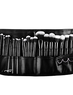 29PCS Fiber Black Makeup Brush Sets MAC Makeup Style