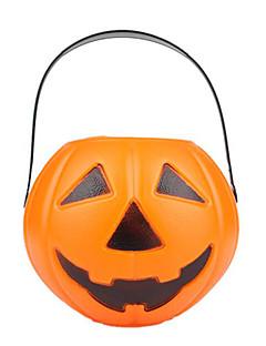 Halloween Props Pumpkin Festival/Holiday Halloween Costumes Orange Print More Accessories Halloween Unisex Engineering Plastic