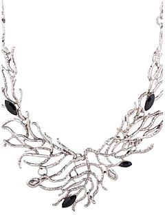 Modische Halsketten Anhängerketten Schmuck Party / Normal Stil Aleación / versilbert Silber 1 Stück Geschenk