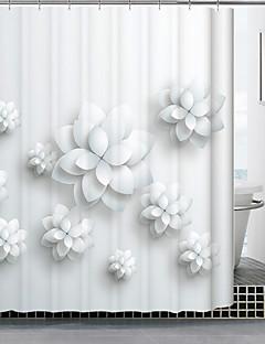 Modern Poly / Cotton Blend 1.8*1.8m  -  Gute Qualität Duschvorhänge