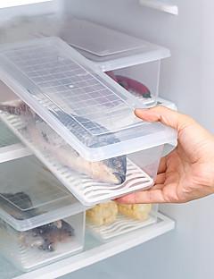 1pc de bescherming van het milieu de koelkast alimental behoud van de opbergbox